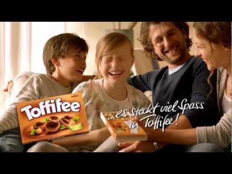 Toffifee Werbung 2012