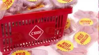 Stop het kiloknallen met plofkip bij C1000!