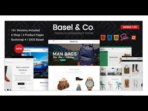 basel ecommerce bootstrap 4 html template themeforest. Black Bedroom Furniture Sets. Home Design Ideas