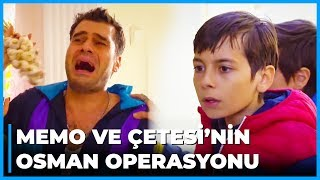 Memo'nun, Osman'ı Kurtarma OPERASYONU - İkizler Memo-Can 25. Bölüm(SEZON FİNALİ)