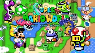 Super Mario World: Just Keef Edition [#2] • Super Mario World ROM Hack (Playthrough)