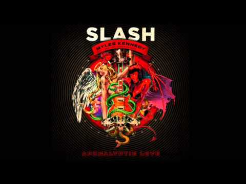 Slash-Youre A Lie(apocalyptic love) backing track with original vocals