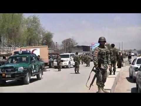 Afghanistan defence ministry attack by ANA-Taliban kills two, injures seven
