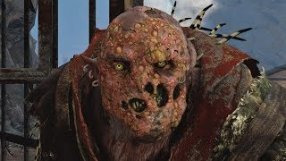 Tim meets Mozû the Blight, the ultimate orc bully in Shadow of War