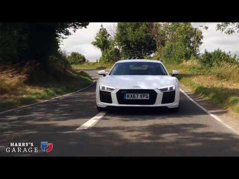 Audi R8 V10 RWS real world review