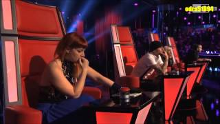 Download Amazing blind auditions - The Voice Mp3 and Videos