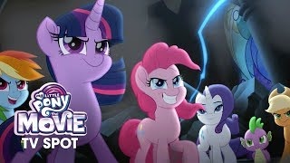 Video My Little Pony: The Movie (2017) Official TV Spot – 'Epic Event' - Emily Blunt, Sia, Zoe Saldana download MP3, 3GP, MP4, WEBM, AVI, FLV November 2017