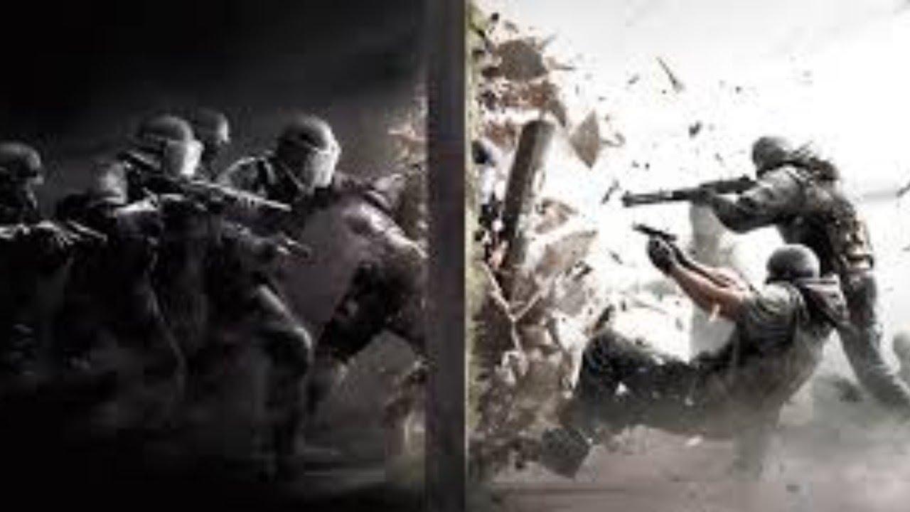 Tom Clancy's Rainbow Six® Siege. По кайфу,  взаимка, оценка каналов.