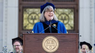 2019 Commencement: Donna Strickland Full College Commencement Address