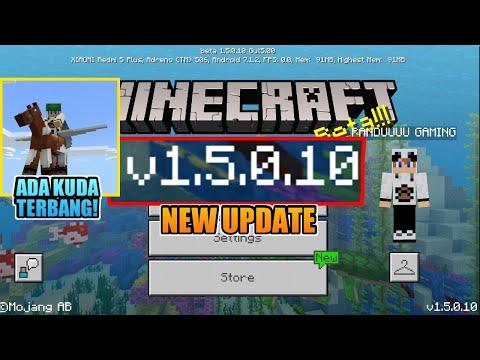 NEW UPDATE V1 5 0 10 ADA KUDA TERBANG!!!