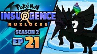 DELTA MEGA BISHARP... THIS THING IS A GOD... - Pokémon Insurgence Nuzlocke (Episode 21)