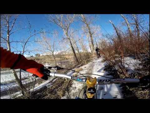 GoPro: Spring ride 2017, Gnome Trail, West Coast Trail, Edmonton Queen and Cloverdale Bridge