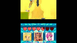 Winx club Mission enchantix nds .Chapter 9 Red Tower .avi Tozaco