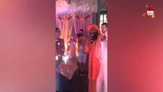 Нюша отпраздновала день рождения в индийском стиле