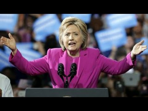 New bill aims to strip Clinton of her security clearance