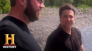 Top Gear: Alaskan River Cross | History