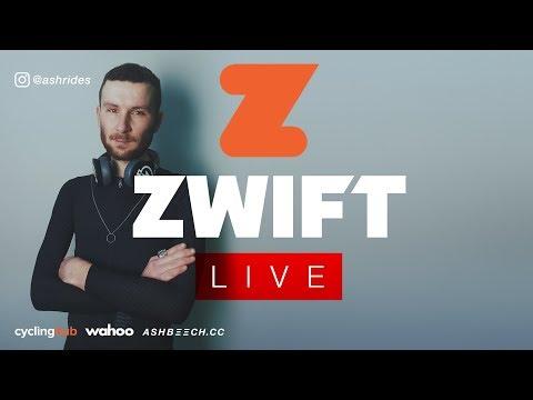 post-crash-recovery---live-zwift-race