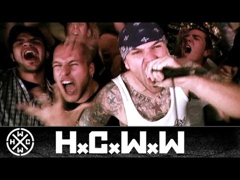 DEAFNESS BY NOISE - BACK IN THE DAYS - HARDCORE WORLDWIDE (OFFICIAL HD VERSION HCWW)