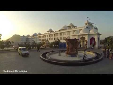 Biggest Wedding destination – Hotel Radisson Blu Udaipur
