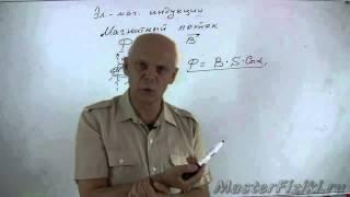 Подготовка к ЕГЭ по физике. Закон электромагнитной индукции. Индуктивность.
