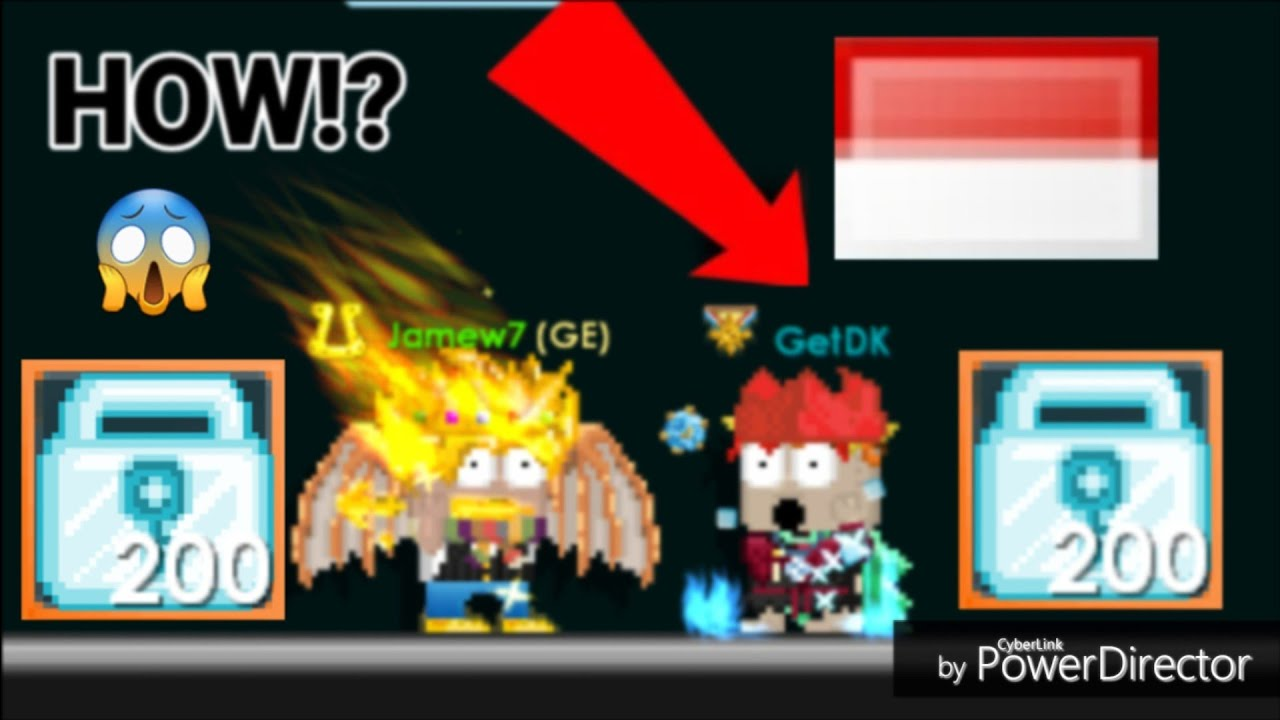 Steel Chair Growtopia Childrens Rocking Cushions How To Get Blue Name Indonesia Crazy Farmer Omg