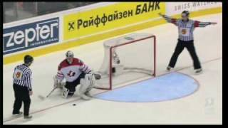 Canada vs Finland shootout - Icehockey World Championship 2009 HQ