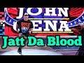 Jatt Da Blood ft. John Cena || Mankrit Aulakh song on John Cena || Punjabi song on John Cena