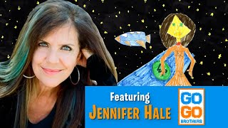 Space Woman feat. Jennifer Hale - Go Go Brothers S1 (Ep 3)