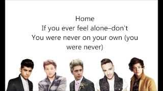 Don't Forget Where You Belong by One Direction lyrics