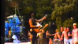 The Blissters - Rugby Rock Lehigh Parkway Allentown, Pa 1985