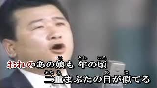 フランク永井 俺ら船頭さん (唄 フランク永井) 作詞=吉川静夫 作曲=...