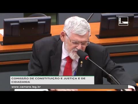 CONSTITUIÇÃO E JUSTIÇA E DE CIDADANIA - Reunião Deliberativa - 16/05/2018 - 12:17