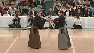 日本剣道形(公開演武)Nippon Kendo Kata(Demonstration)