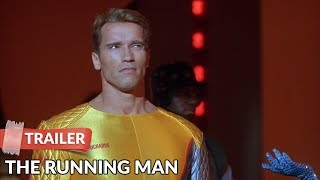 The running man 1987 a wrongly convicted must try to survive public execution gauntlet staged as game show. director: paul michael glaser writers: st...