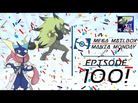 Pokemon Cards - Mega Mailbox Mania Monday #100!