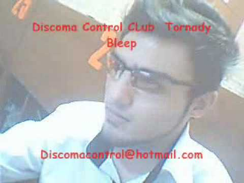 DİSCOMA CONTROL CLUB TORNADY BLEEP