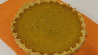 How To Make Classic Pumpkin Pie Recipe-episode33