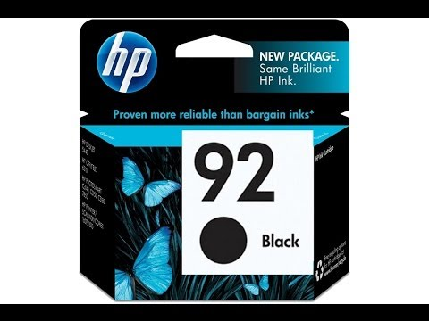 HP 92 Ink Coupon: Click Here to Get 18% Off