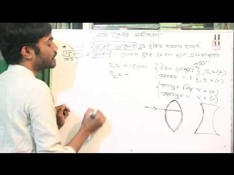 Lens Maker's Equation And It's Math | লেন্স তৈরির সমীকরণ | HSC Physics Bangla Tutorial