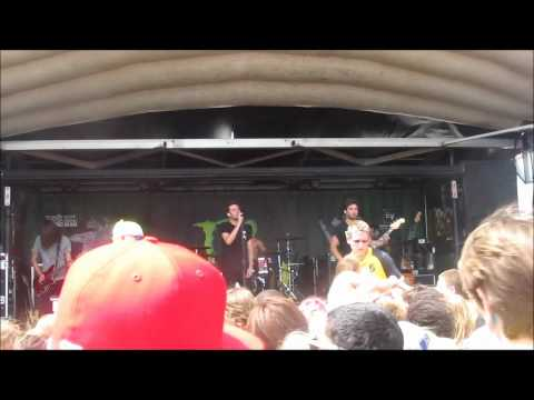 You Me At Six - Stay With Me (Warped Tour