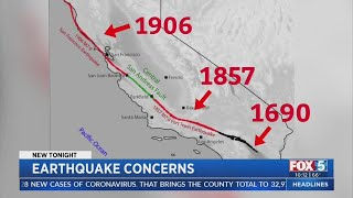 Scientists are keeping their eye on imperial county after a series of earthquakes started there monday morning.
