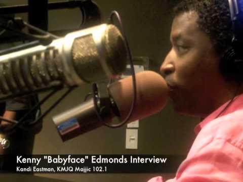 Kandi Eastman Interviews Babyface