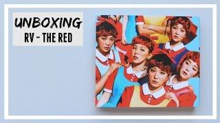 UNBOXING: RED VELVET - THE RED // MLSS