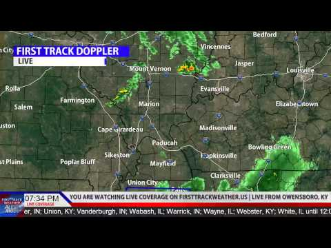 LIVE Severe Weather Coverage - 6/7/2014