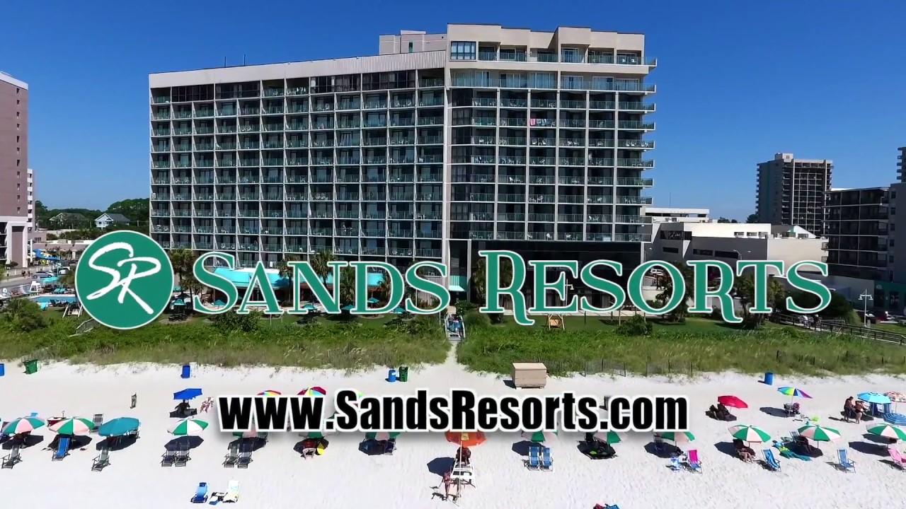 Sands Resorts Resort In Myrtle Beach
