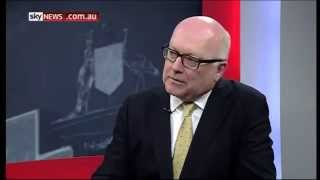 George Brandis metadata interview
