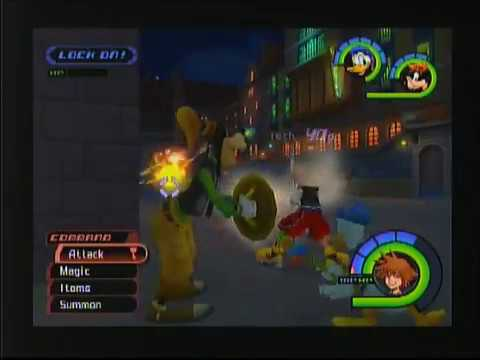 Kingdom Hearts Final Mix Pt. 85 - Power Stones