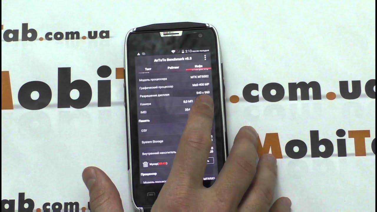 Doogee dg700 titans 2 видео обзор влагостойкого кожаного смартфона .