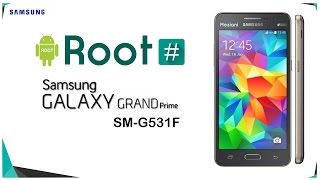Root Samsung Grand Prime SM-G531F thumbnail