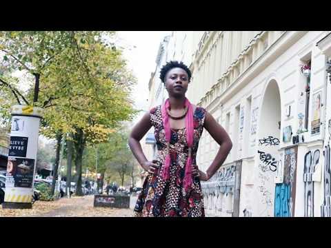 African Print. Kenyan Fashion , High-Low Dress.